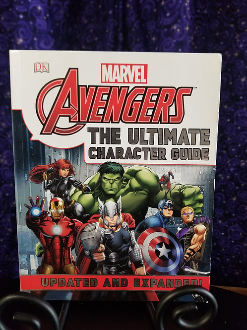Avengers: Ultimate Character Guide