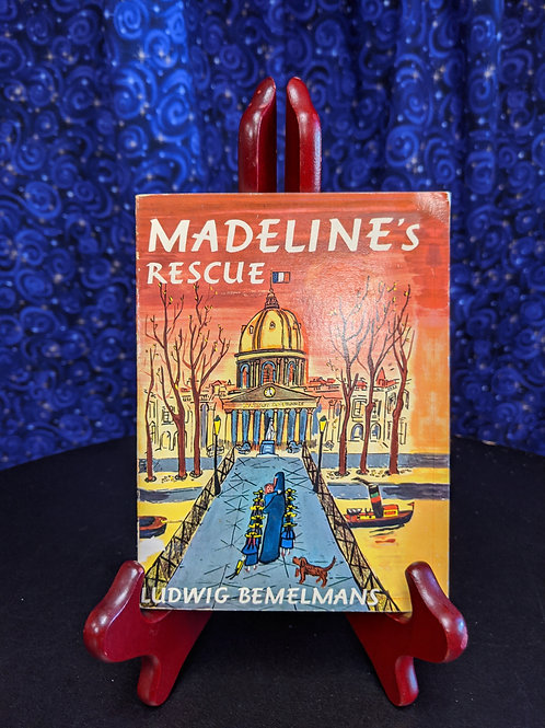 Madeline's Rescue by Ludwig Bemelmans