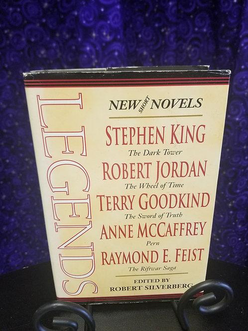 Legends: New Short Novels Ed. By Robert Silverberg
