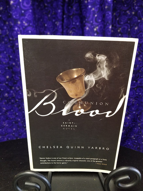 Communion Blood by Chelsea Quinn Yarbro