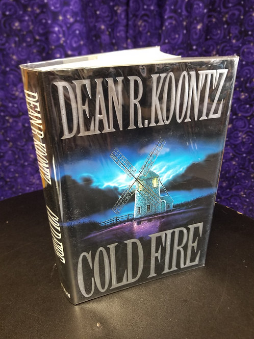 Cold Fire by Dean Koontz