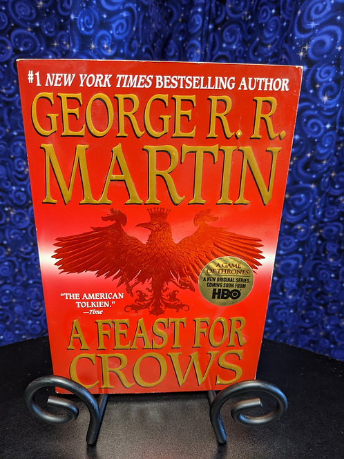 A Feast for Crows by George R.R Martin