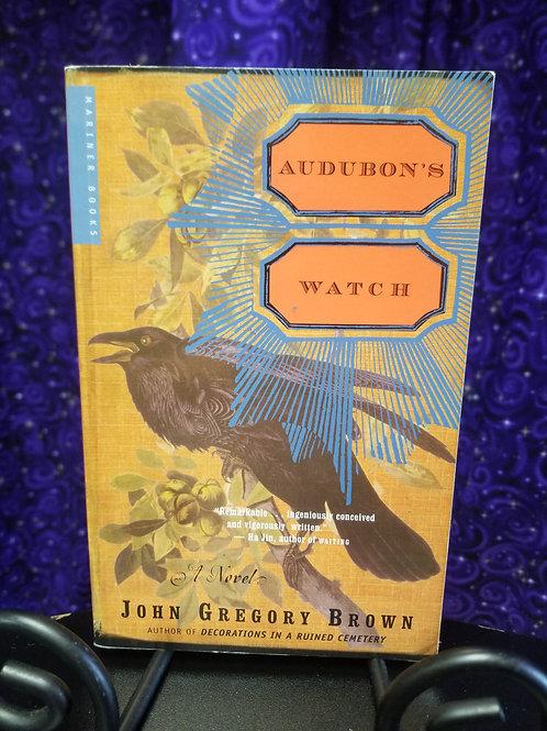 Audubon's Watch by John Brown