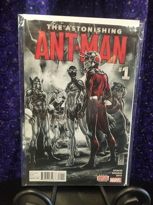 Astonishing Antman #1
