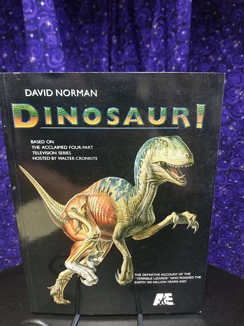 Dinosaur! By David Norman