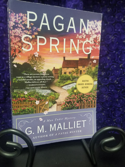 Pagan Springs: A Max Tudor Mystery by G.M. Malliet