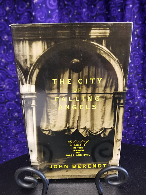 City of Falling Angels by John Berendt