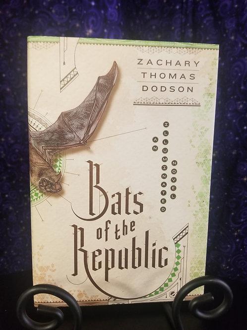 Bats of the Republic by Zachary Dodson