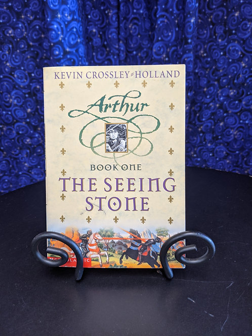 Arthur Book One: The Seeing Stone by Kevin Crossley-Holland