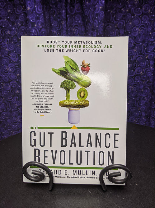 Gut Balance Revolution: Boost Your Metabolism, Restore Your Inner Ecology, and L