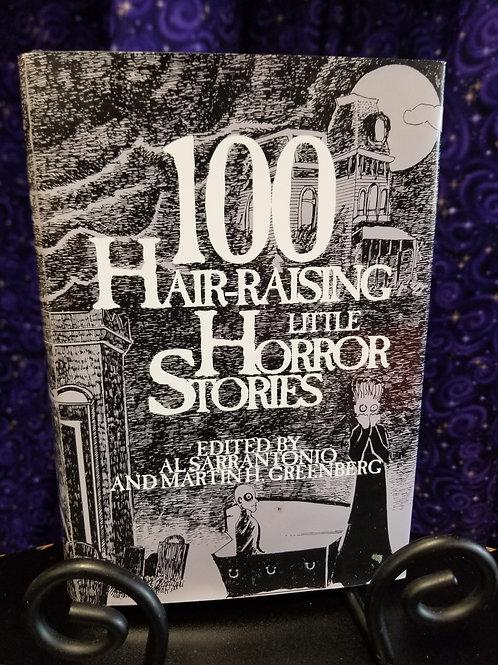100 Hair-Raising Little Horror Stories