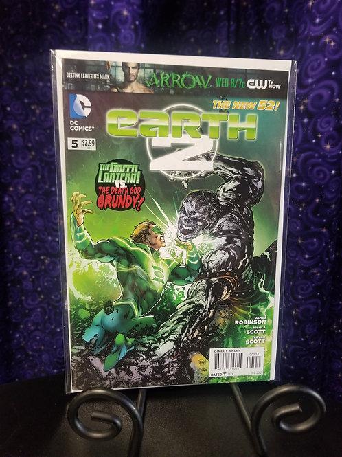 Earth 2 #5 (New 52)