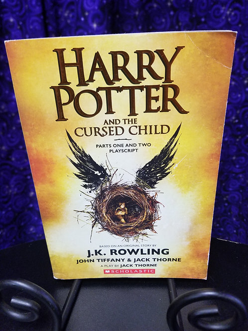 Harry Potter & the Cursed Child by J.K Rowling