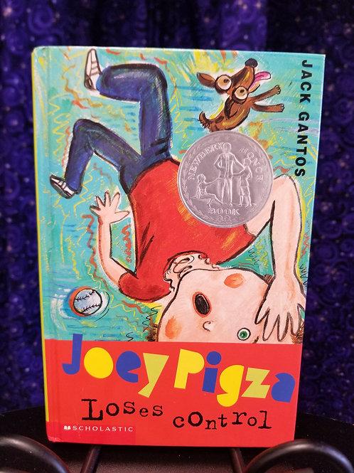 Joey Pigza Looses Control by Jack Gantos