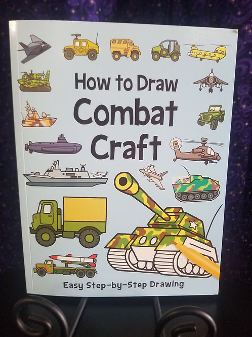 How to Draw Combat Craft: Easy Step-by-Step Drawing