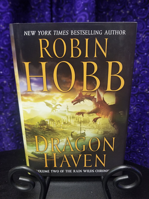 Dragon Haven by Robin Hobb