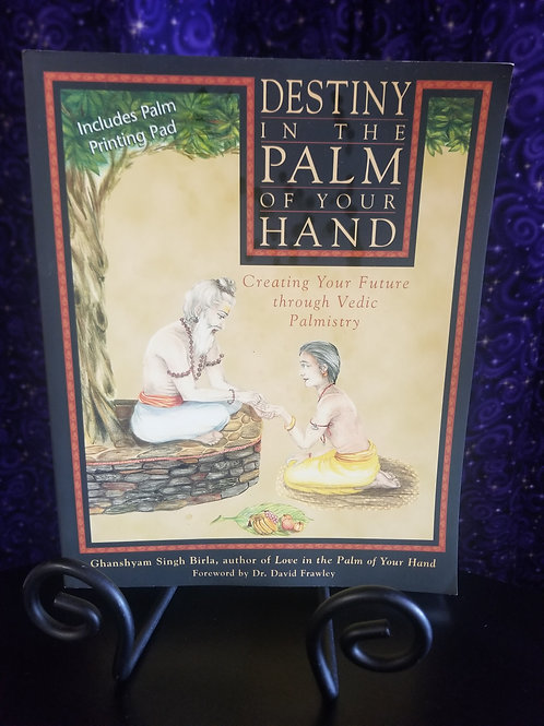 Destiny in the Palm of Your Hand: Vedic Palmistry