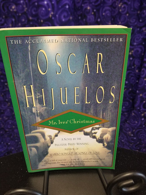 Mr. Ives' Christmas by Oscar Hijuelos