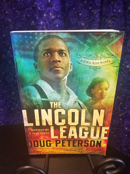 Lincoln League by Doug Peterson