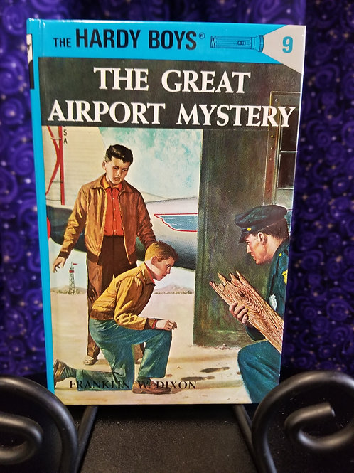Hardy Boys: The Great Airport Mystery