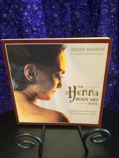 Henna Body Art Book
