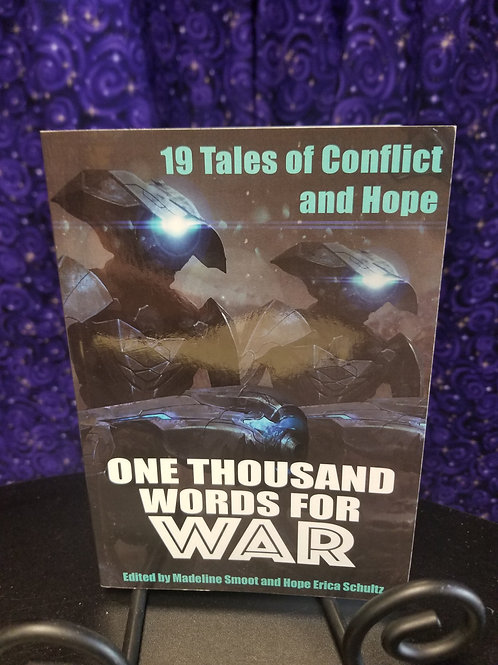 1000 Words For War: 19 Tales of Conflict and Hope
