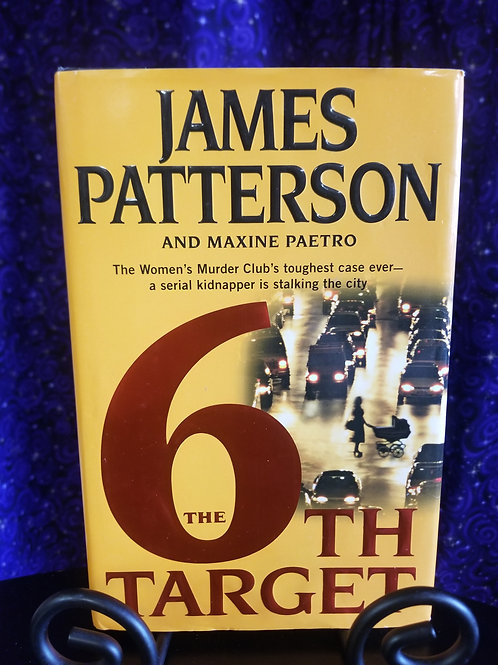6th Target by James Patterson