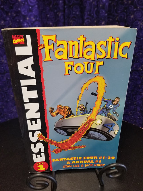 Fantastic Four #1-20 & Annual #1