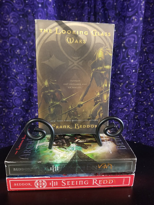Looking Glass Wars Complete Trilogy by Frank Beddor