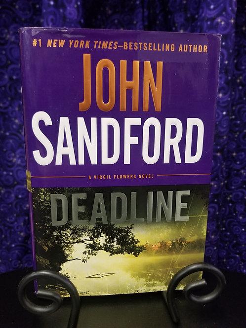 Deadline by John Sanford