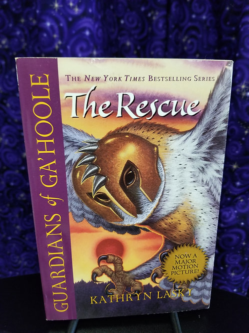 Guardians of Ga'Hoole: The Rescue by Kathryn Lasky