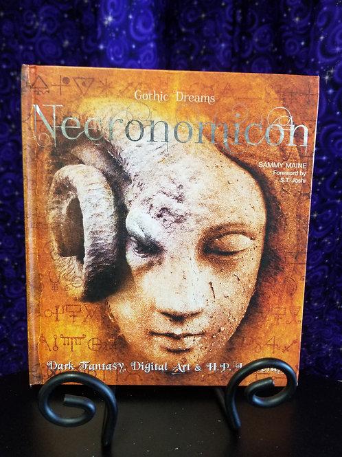 Necronomicon: Dark Fantasy, Digital Art & H.P. Lovecraft
