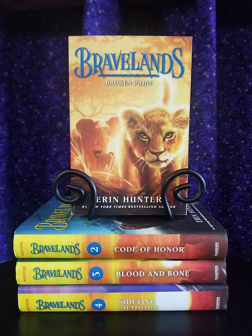 Bravelands Series by Erin Hunter