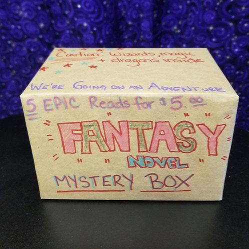 Fantasy Novel 'Mystery Box'