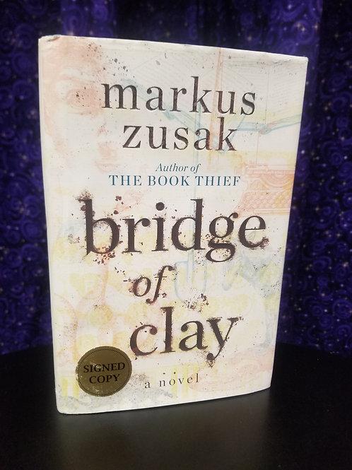 Bridge of Clay by Marcus Zusak