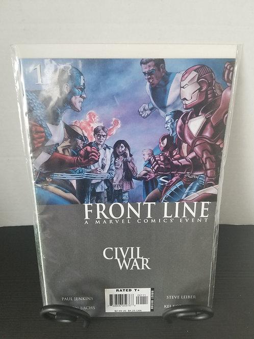Front Line Civil War #1