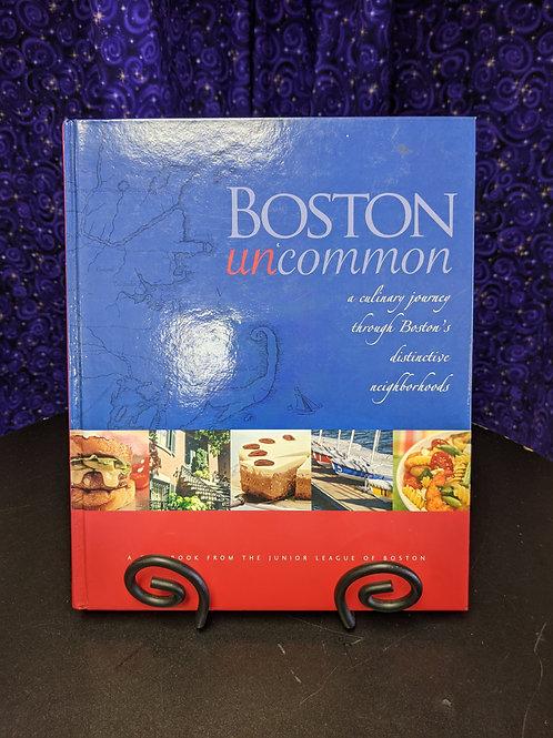 Boston Uncommon: A Culinary Journey through Boston's Distinctive Neighborhoods