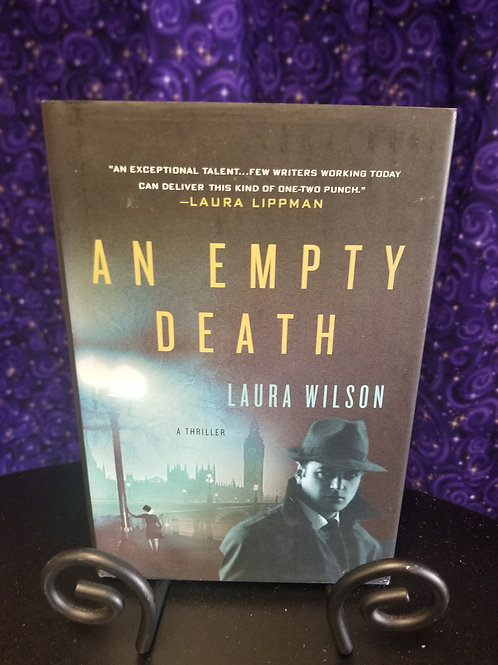An Empty Death by Laura Wilson