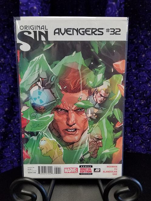 Avengers No. 32: Original Sin