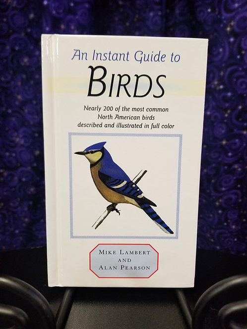 Instant Guide to Birds
