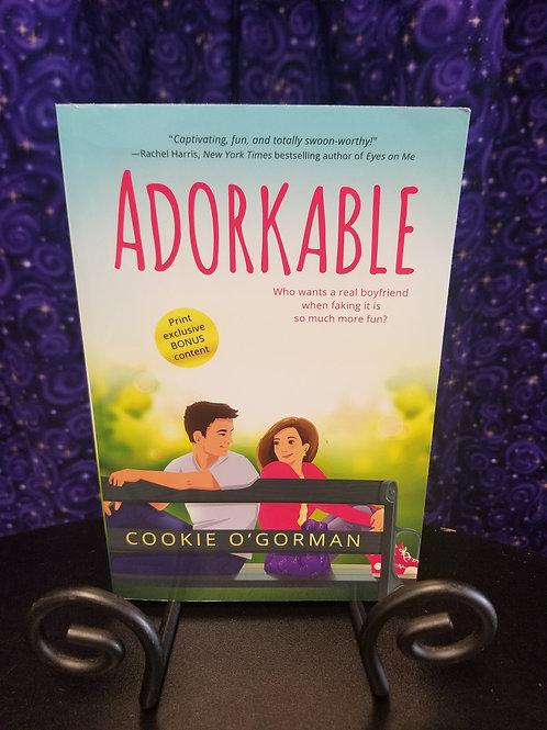 Adorkble by Cookie O'Gorman