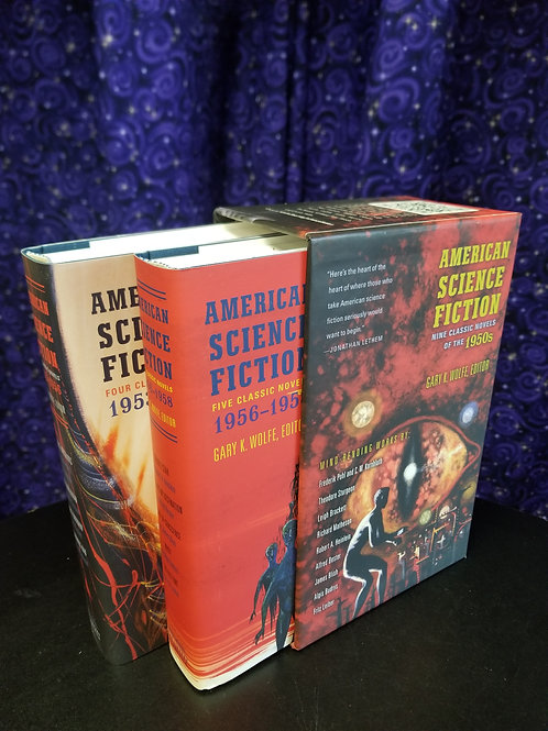 American Science Fiction of the 1950s Anthology Box Set