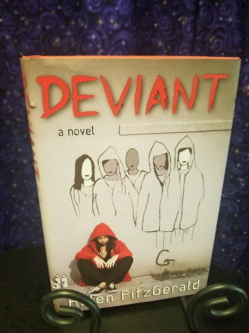 Deviant by Helen Fitzgerald