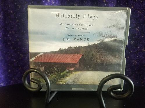 Hillbilly Elegy by J.D.Vance - Audiobook