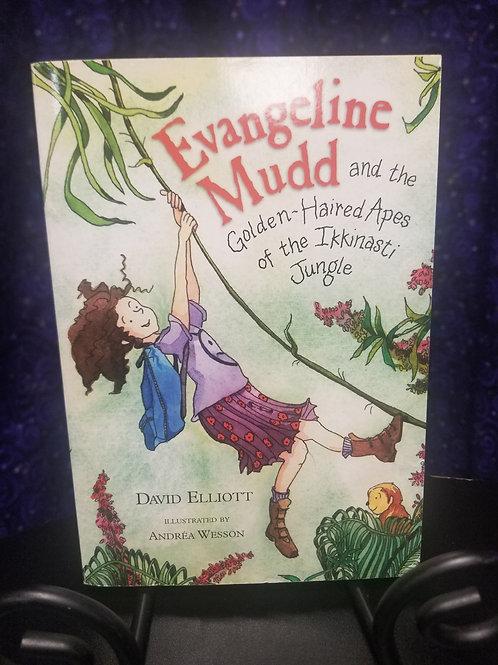 Evangeline Mudd & the Golden Haired Apes of the Ikkinasti Jungle
