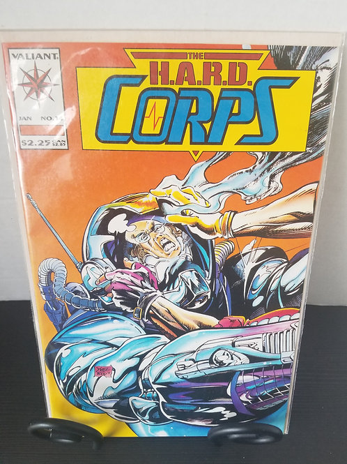 H.A.R.D. Corps #14