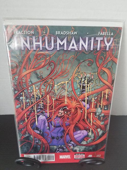Inhumanity #2