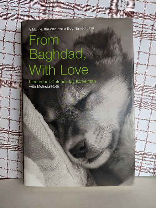 From Baghdad, with Love: Lieutenant Colonel Jay Kopelman