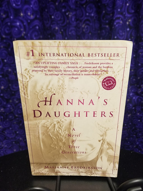 Hanna's Daughters by Marianna Fredrikkson