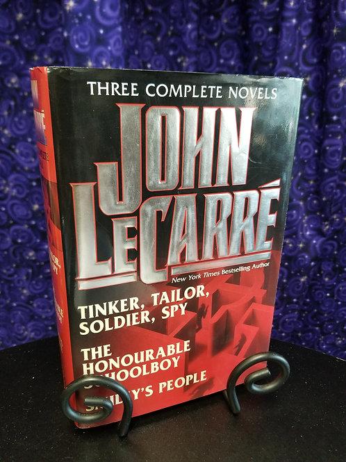 John Le Carre Omnibus: Three Complete Novels